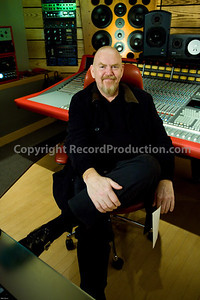 Legendary record producer Mike Hedges in the recording studio Mike Hedges, record producer photos at Alpha Centuri Recording Studios, London.  --  Watch the Mike Hedges VIDEO interview:  http://www.recordproduction.com/mike-hedges.html