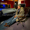 Mikey Godfrey, recording engineer and music producer at Grosvenor Road Studios, Birmingham, UK