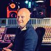 Nigel Jopson at Abbey Road Studios
