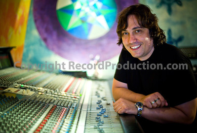 Pedro Ferraira at Strongroom Studios  -- Watch our exclusive VIDEO interview with record producer Pedro Ferraira:  http://www.recordproduction.com/pedro-ferreria.htm