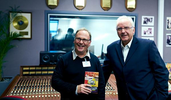 Phil Harding and Pete Waterman
