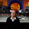 """Phil Harding behind SSL mixing console at Strongroom Studios, London   Watch the Phil Harding video interviews:  <a href=""""http://www.recordproduction.com/phil_harding.htm"""">http://www.recordproduction.com/phil_harding.htm</a>"""