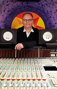 Phil Harding at Strongroom Studios