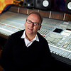 """Phil Harding behind SSL mixing console at Strongroom Studios, London<br /> PUBLISHED:  Resolution Magazine, UK   Watch the Phil Harding video interviews:  <a href=""""http://www.recordproduction.com/phil_harding.htm"""">http://www.recordproduction.com/phil_harding.htm</a>"""