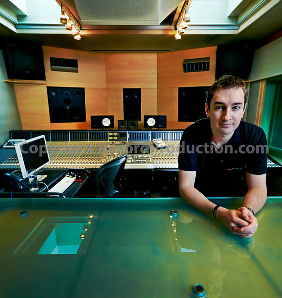 Lady Gaga mixer, Robert Orton at SARM Studios, Studio 3.  London<br /> This is NOT the final version