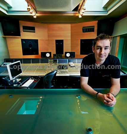 Lady Gaga mixer, Robert Orton at SARM Studios, Studio 3.  London This is NOT the final version
