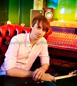 Music producer Russell Cottier at Cyber Addiction Studios, Mersyside   --  Watch our VIDEO interview with Russell Cottier:  http://recordproduction.com/russell-cottier-music-producer.html