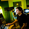 """Grammy winning record producer and mixing engineer Simon Gogerly at his new recording studios in East Anglia, the Hub II Studios.<br /> <br /> PUBLISHED:  Audio Media Magazine, UK. -  Watch our video interviews with Simon Gogerly here:  <a href=""""http://www.recordproduction.com/simon-gogerly-music-producer.html"""">http://www.recordproduction.com/simon-gogerly-music-producer.html</a>"""