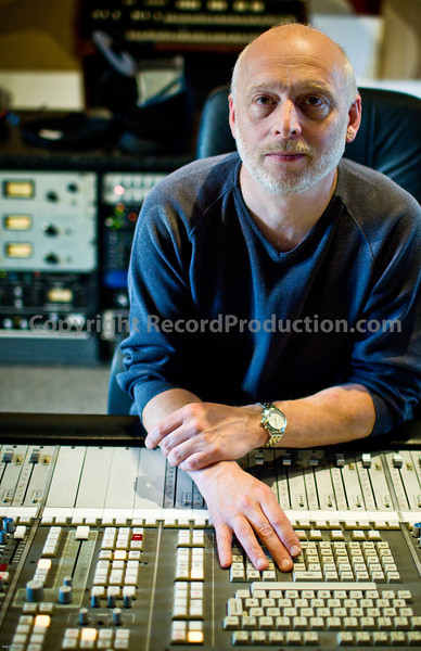 Simon Humphrey , producer and engineer at the SSL