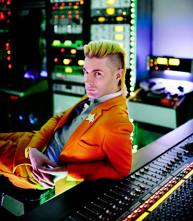 Stephen Watkins at Tape Studio