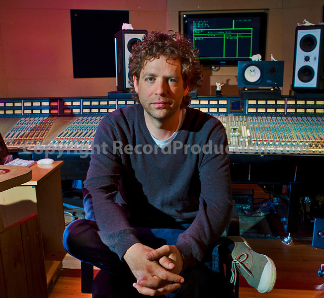 """Music producer, studio owner and musician Toby Smith at Angelic Studios, UK   --  Watch our VIDEO interview with Toby Smith: <a href=""""http://www.recordproduction.com/toby-smith.html"""">http://www.recordproduction.com/toby-smith.html</a>"""