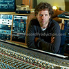 """Record producer, studio owner and musician Toby Smith at Angelic Studios, UK - Behind the controls of his SSL 8000G Series mixing console   --  Watch our VIDEO interview with Toby Smith: <a href=""""http://www.recordproduction.com/toby-smith.html"""">http://www.recordproduction.com/toby-smith.html</a>"""