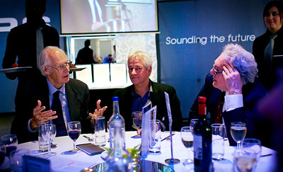 Record producers Sir George Martin and Trevor Horn talk Watch our exclusive video interview with Trevor Horn here:  http://www.recordproduction.com/trevor-horn-record-producer.html