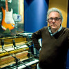 "Legendary musician and record producer Trevor Horn in his recording studio<br /> PUBLISHED:  Resolution Magazine, UK.  Copied and seen on 100's of websites Watch our exclusive video interview with Trevor Horn here:  <a href=""http://www.recordproduction.com/trevor-horn-record-producer.html"">http://www.recordproduction.com/trevor-horn-record-producer.html</a>"