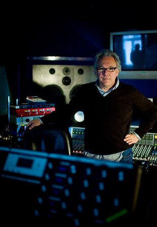 Trevor Horn at SARM Studios Watch our exclusive video interview with Trevor Horn here:  http://www.recordproduction.com/trevor-horn-record-producer.html