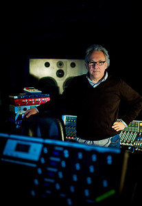Trevor Horn at SARM recording studios Watch our exclusive video interview with Trevor Horn here:  http://www.recordproduction.com/trevor-horn-record-producer.html