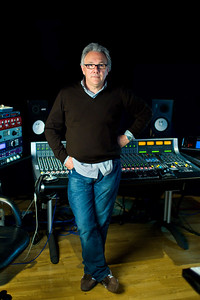 Trevor Horn, record producer, at SARM Studios with SSL AWS 900+ mixing console Watch our exclusive video interview with Trevor Horn here:  http://www.recordproduction.com/trevor-horn-record-producer.html