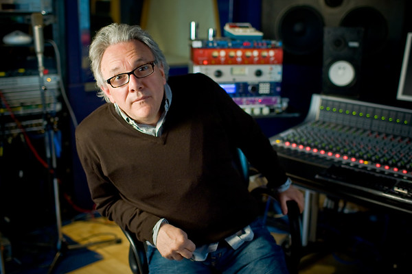 Trevor Horn.  Legendary music producer and musician known for his stunning work with ABC, Grace Jones, Frankie Goes to Hollywood, Buggles and many, many more.... Watch our exclusive video interview with Trevor Horn here:  http://www.recordproduction.com/trevor-horn-record-producer.html