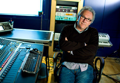 Trevor Horn in the recording studio Watch our exclusive video interview with Trevor Horn here:  http://www.recordproduction.com/trevor-horn-record-producer.html