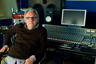 Trevor Horn, one of the most influential record producers ever! Watch our exclusive video interview with Trevor Horn here:  http://www.recordproduction.com/trevor-horn-record-producer.html