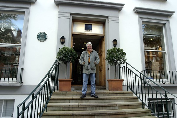 Ken Scott, legendary record producer and recording engineer for the Beatles returns to Abbey Road Studios  http://www.RecordProduction.com