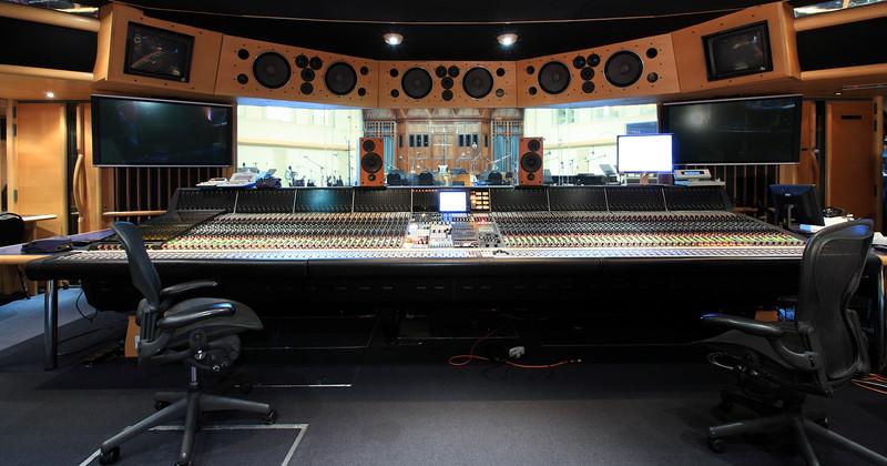 Air Studios - Hall.  Better shots due soon!