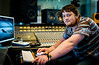 Ben Hammond, producer and engineer at the SSL