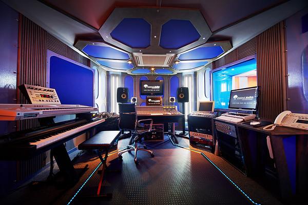Chestnut Studios, London, UK