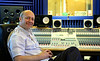 Mark of the Deep Studios London sitting at the mixing console