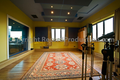 Far Heath recording studios Northamptonshire UK.