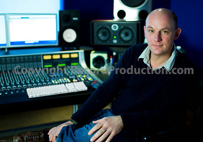 Far Heath recording studios Northamptonshire UK.  Studio owner Angus shows off new SSL mixing console  Watch our video interview with Angus at Far Heath on  http://www.recordproduction.com