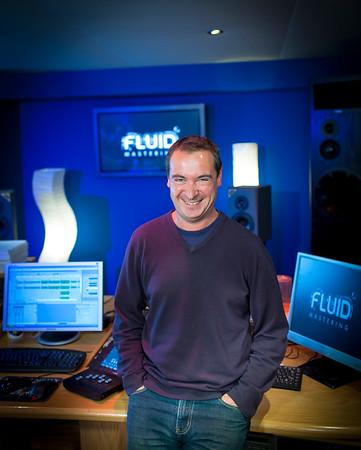 Fluid Mastering Studios, London, England