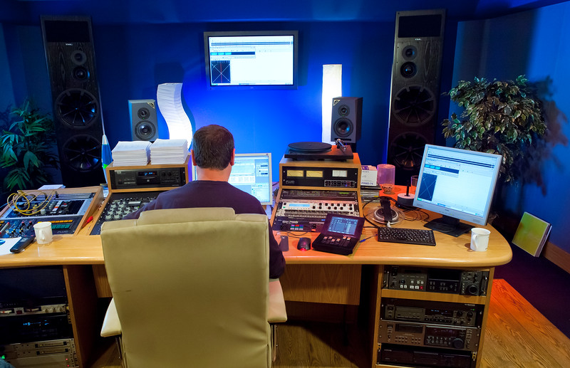 Fluid Mastering Studios, London, England