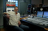 "Record producer Mick Glossop in his private music recording studio in London. Watch his video interview on our site  <a href=""http://www.RecordProduction.com"">http://www.RecordProduction.com</a>"