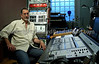 """Record producer Mick Glossop in his private music recording studio in London. Watch his video interview on our site  <a href=""""http://www.RecordProduction.com"""">http://www.RecordProduction.com</a>"""