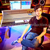 Simon at The Grand Studios