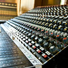 'Babby Road' Neve mixing console