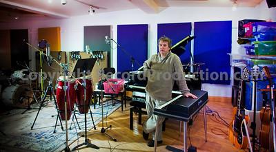 UK Intimate recording studios London UK