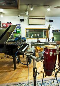Intimate recording studios London UK