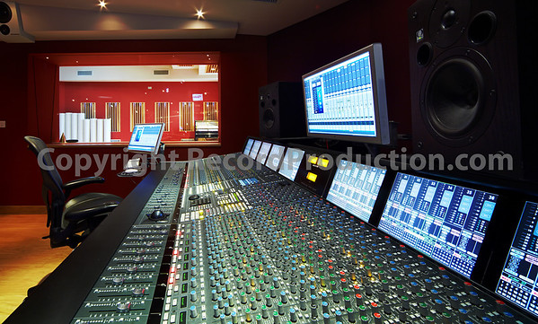 SSL Duality at Modern World Studios