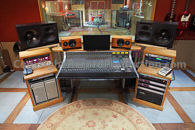 Monkey Puzzle House recording studio - Based in Woolpit in East Anglia UK.