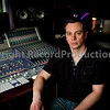 Neil Haynes at Parlour Sound Studios, Northamptonshire, UK