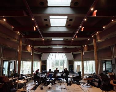 The Big Room at Real World Studios, Bath, UK.