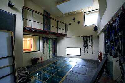 The Stone Room at Real World Studios, Bath, UK.