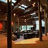 The Big Room at Peter Gabriel's Real World Studios, Bath, UK.
