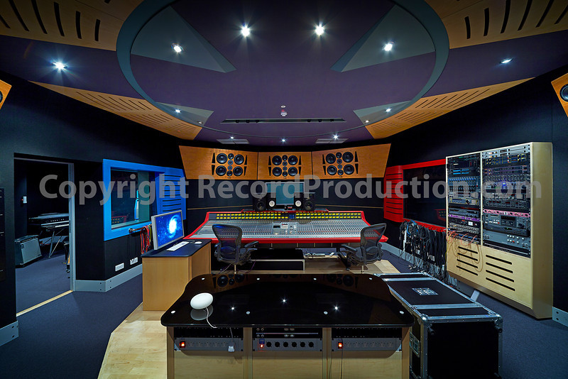 Sphere Recording Studios, London