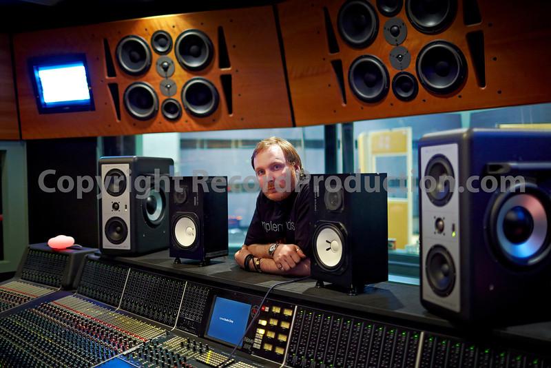 Sphere Recording Studios, London