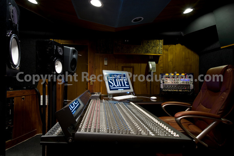 The Suite Recording Studios London