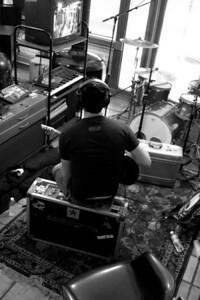 Aaron of Army of Freshmen at Javacado Studios