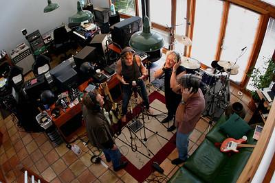 Jo Jo Gunne reunion at Javacado Studios